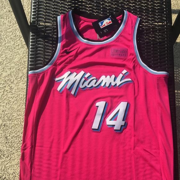 Nike Other Miami Heat Tyler Herro Jersey Poshmark
